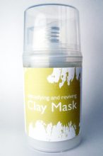 Detoxifying and Reviving Clay Mask